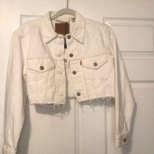 Levi's denim jacket